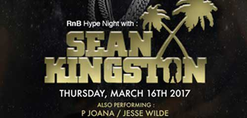 RnB Hype Night Bersama Sean Kingston