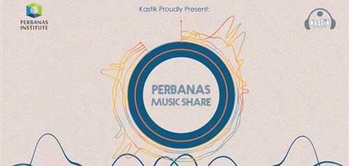 Seminar Tentang Musik di Perbanas Music Share 2017