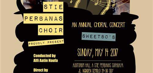 Tribute to Sweet 80's di An Annual Choral Concert