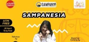 Action Sunday Sampanesia Bersama Danilla