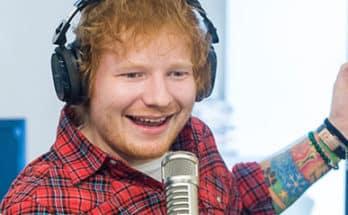 Koleksi Lagu Terbaik Ed Sheeran
