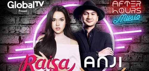Konser Spesial Raisa & Anji di After Hours Music
