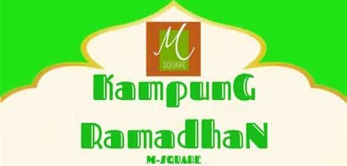 Ada Akustik Performance di Kampung Ramadhan