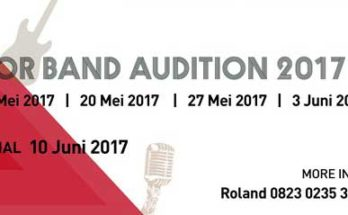 Band Auditions Loop Graha Festival