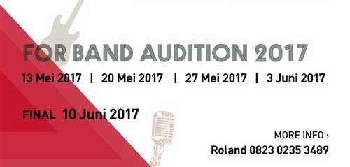 Band Auditions di Loop Graha Festival