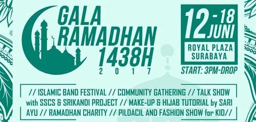 Band Performance Semarakkan Gala Ramadhan 2017