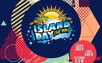 Denada Ramaikan Island Day di Ancol Beach City