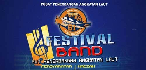 Kompetisi Band SMA/SMK di Band Festival Joy Flight