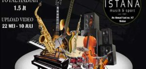 Kompetisi Instrument Musik di Show Your Skill