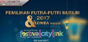 Lomba Nasyid 2017 di Atrium Festival Citylink Bandung