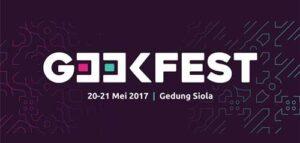 Music Visualization di GEEKFEST 2017