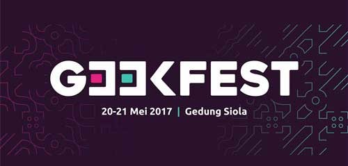 Music Visualization di GEEKFEST 2017