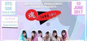 Tamashii Idols Goes Acoustic di Braga Bandung