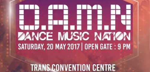Tonton Aksi DJ Terbaik di Dance Music Nation