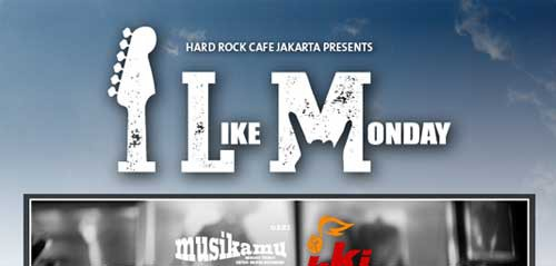 Tribute For 80's & 90's Indonesian Hits di I Like Monday