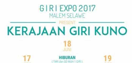 Alunan Nasyid di GIRI Expo 2017