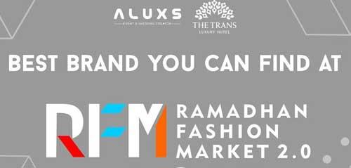 Kahitna Bintang Tamu Spesial di Ramadhan Fashion Market 2.0