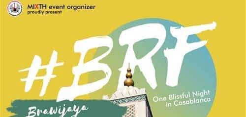 Semarak Live Music di Brawijaya Ramadhan Festival