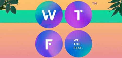 The Sigit & Raisa Tampil di We the Fest 2017