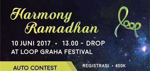 Tonton Grand Final Band di LOOP Harmony Ramadhan