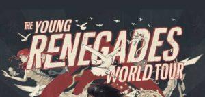 Tur All Time Low di GBK Senayan Jakarta