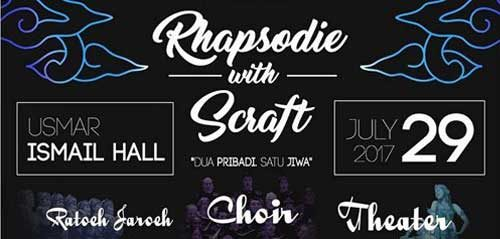 Choir Competition di Rhapsodie with Scraft