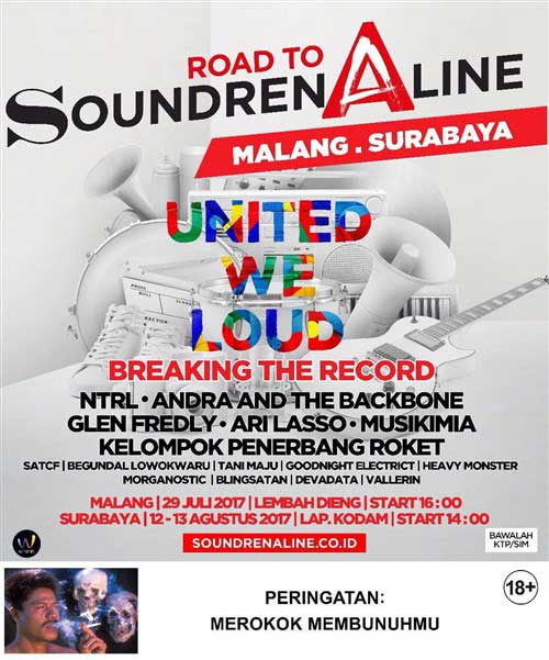 Road To Soundrenaline