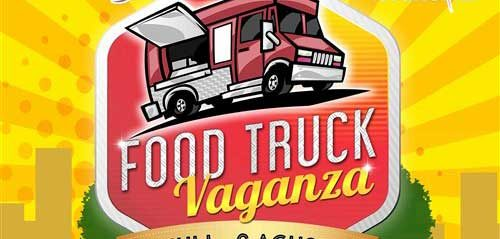 Live Music & DJ Performance Ramaikan Food Truck Vaganza 2017