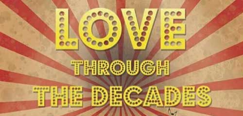 Love Through The Decades di Goethe Haus