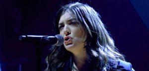 Lorde, Penyanyi Muda Berbakat dari Selandia Baru