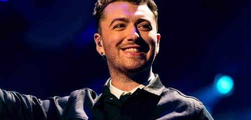 Sam Smith Mengidolakan Adele dan Amy Winehouse