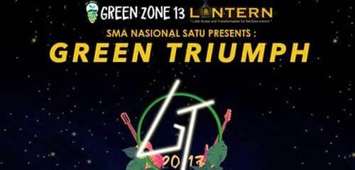 RAN Ramaikan Pensi Green Triumph