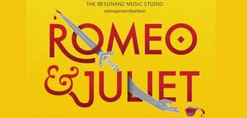 Romeo & Juliet Persembahan The Resonanz Music Studio