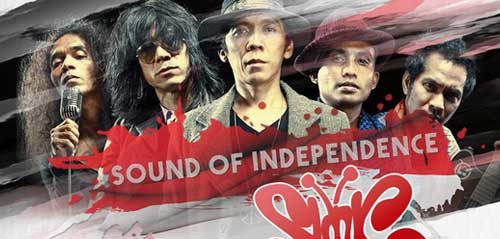 SLANK Sound Of Independence di The Pallas