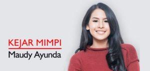 Kejar Mimpi, Single Terbaru Maudy Ayunda