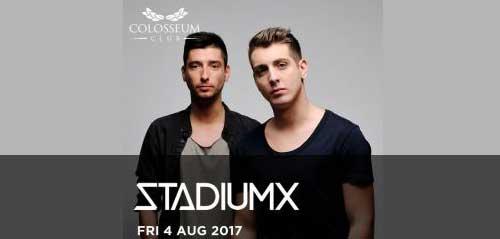 StadiumX Tampil di Colosseum Jakarta