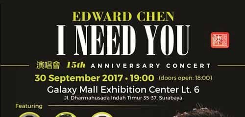 15th Anniversary Concert I Need You