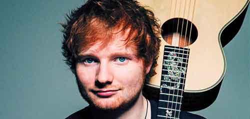 Ed Sheeran, Penyanyi Jalanan dengan Bakat Luar Biasa