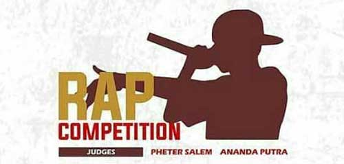 Ikuti Rap Competition di Samfest 1.0