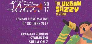 Malang Jazz Festival 2017 di Lembah Dieng