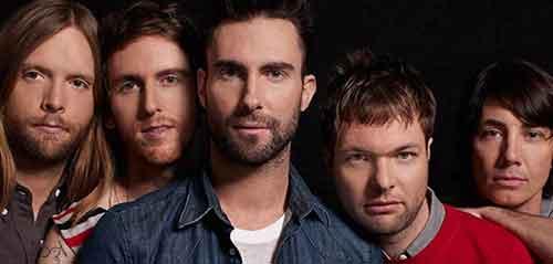 Cerita Maroon 5 Dimulai di Acara Whisky A Go Go