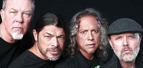 Koleksi 68 Playlist Terbaik dari Metallica