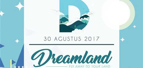 "Opium Band Meriahkan Dreamland ""Fly Away to your Land"""