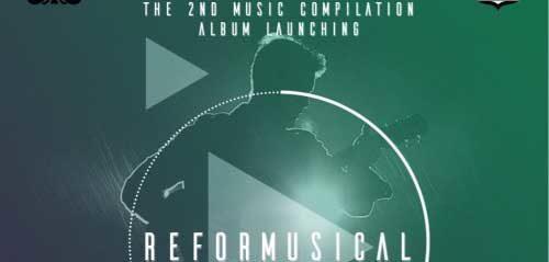 Reformusical, Kompilasi Karya Mahasiswa & Mahasiswi Trisaksi