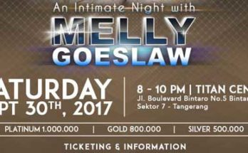 An Intimate Night With Melly Goeslaw
