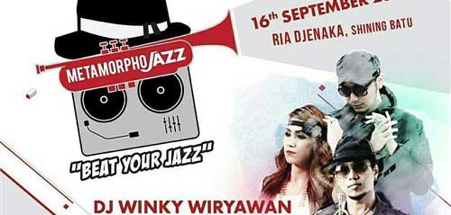 Beat Your Jazz Bersama DJ Winky Wiryawan