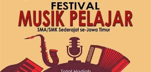 Festival Musik Pelajar 2017 Se-Jawa Timur