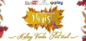 Friends Band Hibur Pengunjung Autumn In Paris 2017