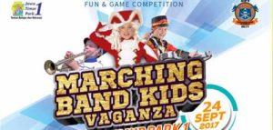 Marching Band Kids Vaganza 2017 Tingkat TK-SD