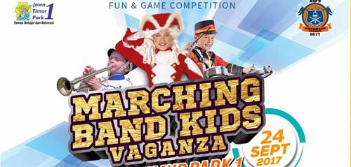 Marching Band Kids Vaganza 2017 Tingkat TK-SD